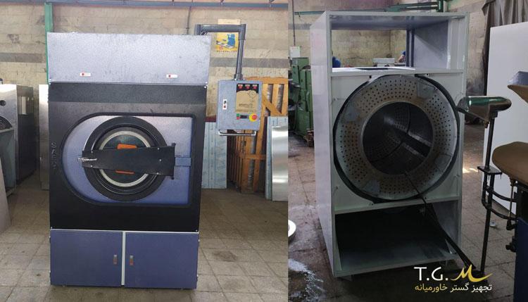 دستگاه خشک کن صنعتی